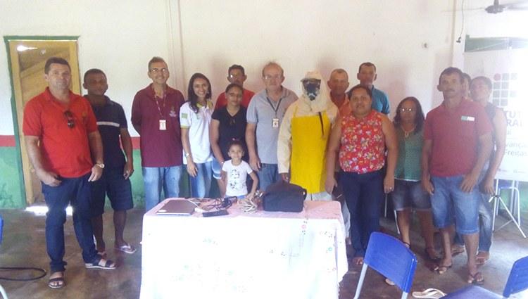 IFPI Campus José de Freitas inicia projeto para uso de defensivos químicos agrícolas