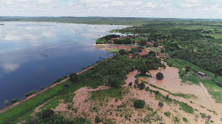 IDEPI faz monitoramento da Barragem do Bezerro e descarta rompimento