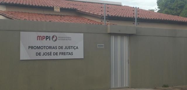 Ministério Público determina construção do prédio de Câmara de Vereadores em José de Freitas