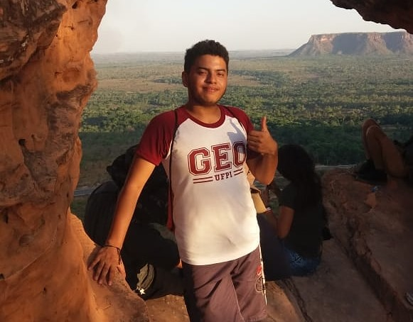 Estudante Freitense tem projeto aprovado em encontro Geográfico no Equador