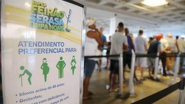 3 milhões já limparam seus nomes no novo portal do Serasa que oferece parcelamento das dívidas e descontos de até 90%