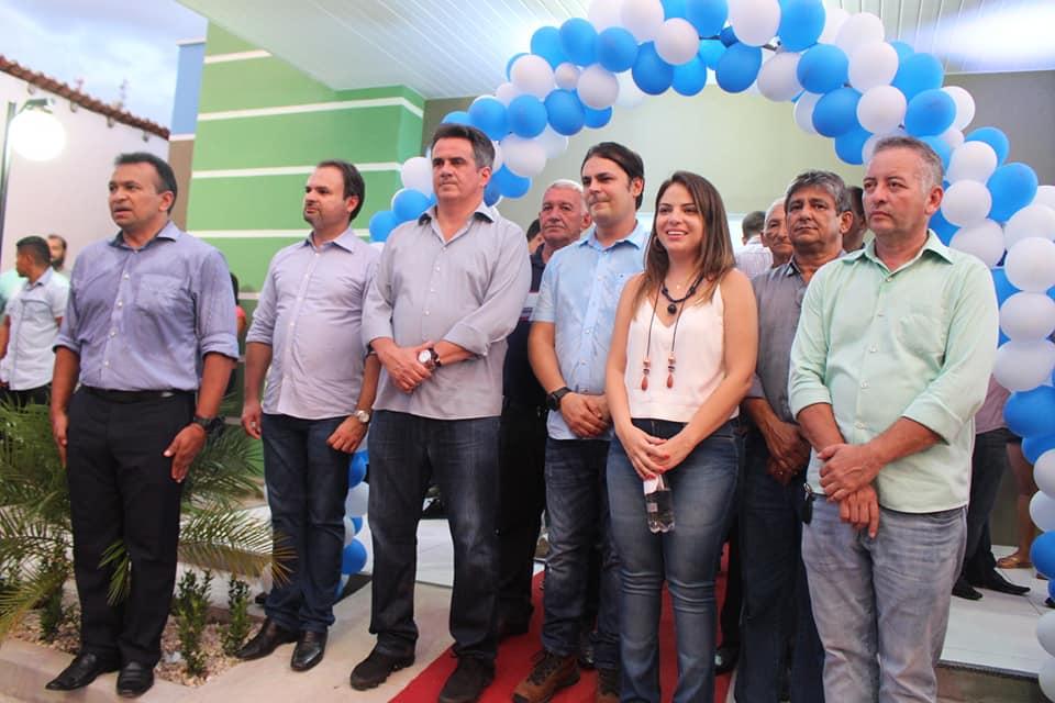 Prefeitura inaugura nova Unidade Básica de Saúde no centro de José de Freitas