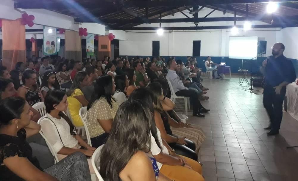 Educandário Santo Elias promove Encontro de Pais e Mestres em José de Freitas