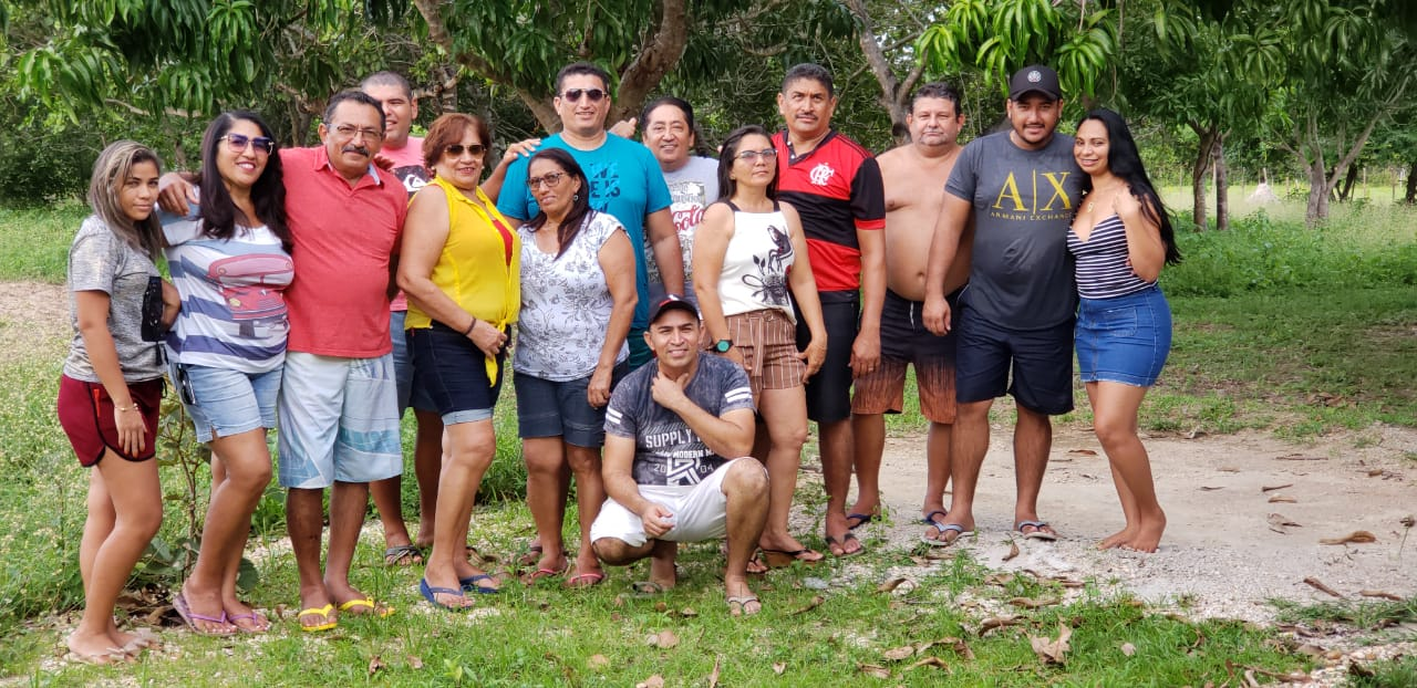 O Casal Luiz Neto e Telma reúnem Familiares e amigos para Comemorações