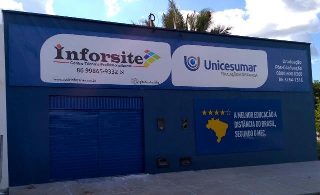 UniCesumar: A melhor EAD do Brasil chegou em José de Freitas