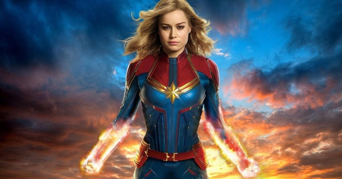 Capitã Marvel tem quinta melhor pré-estreia da Marvel