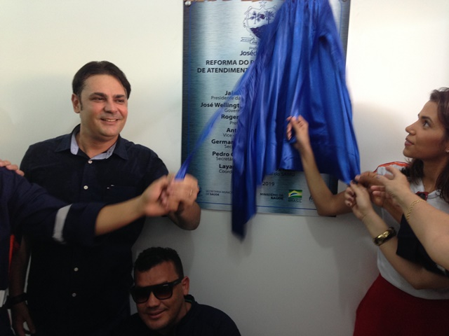 Prefeitura de José de Freitas inaugura reforma e ampliação da sede do Samu