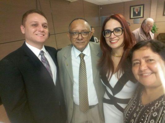 Advogado Joaquim Santana Neto  é designado como Membro da Comissão Nacional dos Direitos da Pessoa com Deficiência