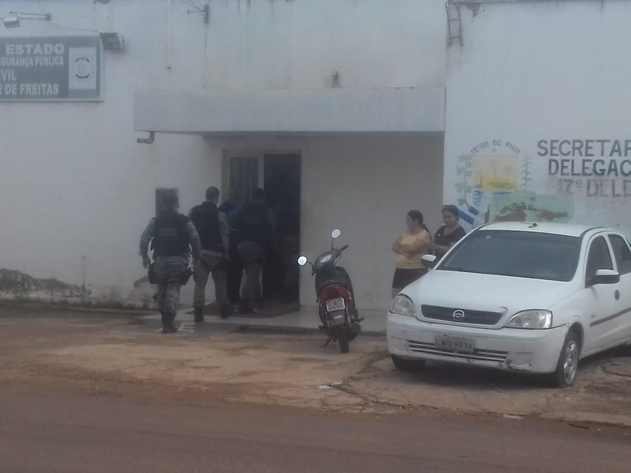 Detento tira a própria vida dentro de cela da Delegacia de José de Freitas