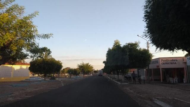 Homens atiram em frente de escola da cidade de Cabeceiras, e deixa população assustada