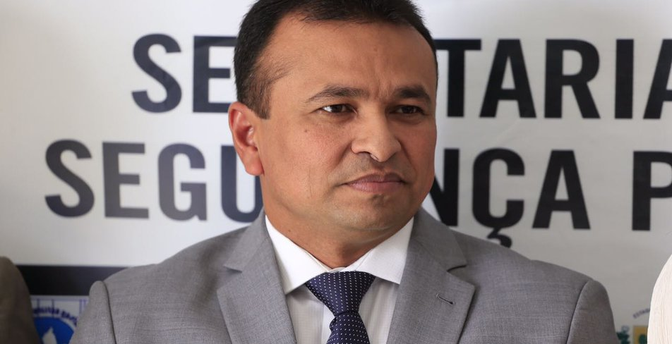 Deputado Fábio Abreu reassume Secretaria Estadual de Segurança Pública nesta sexta (29)