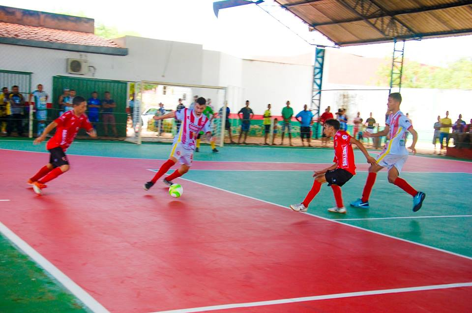XX Taça Cidade de Futsal terá início no dia 07 de Abril em José de Freitas