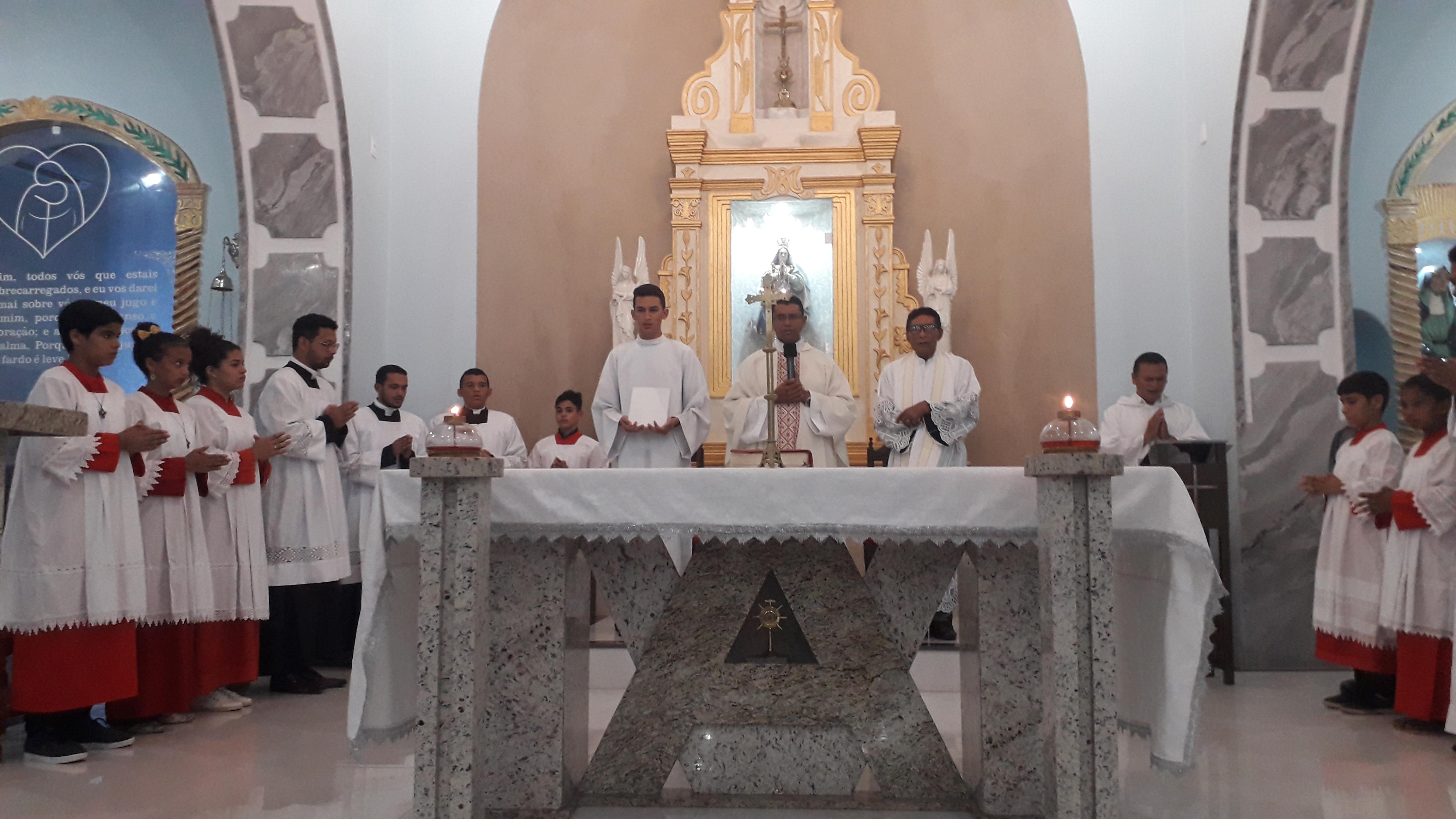 Quinta-feira Santa, Missa da Ceia do Senhor (Lava Pés)