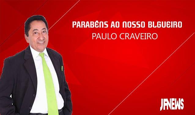 Paulo Craveiro comemora a chegada da Nova Idade com muita Alegria!(Parte III)