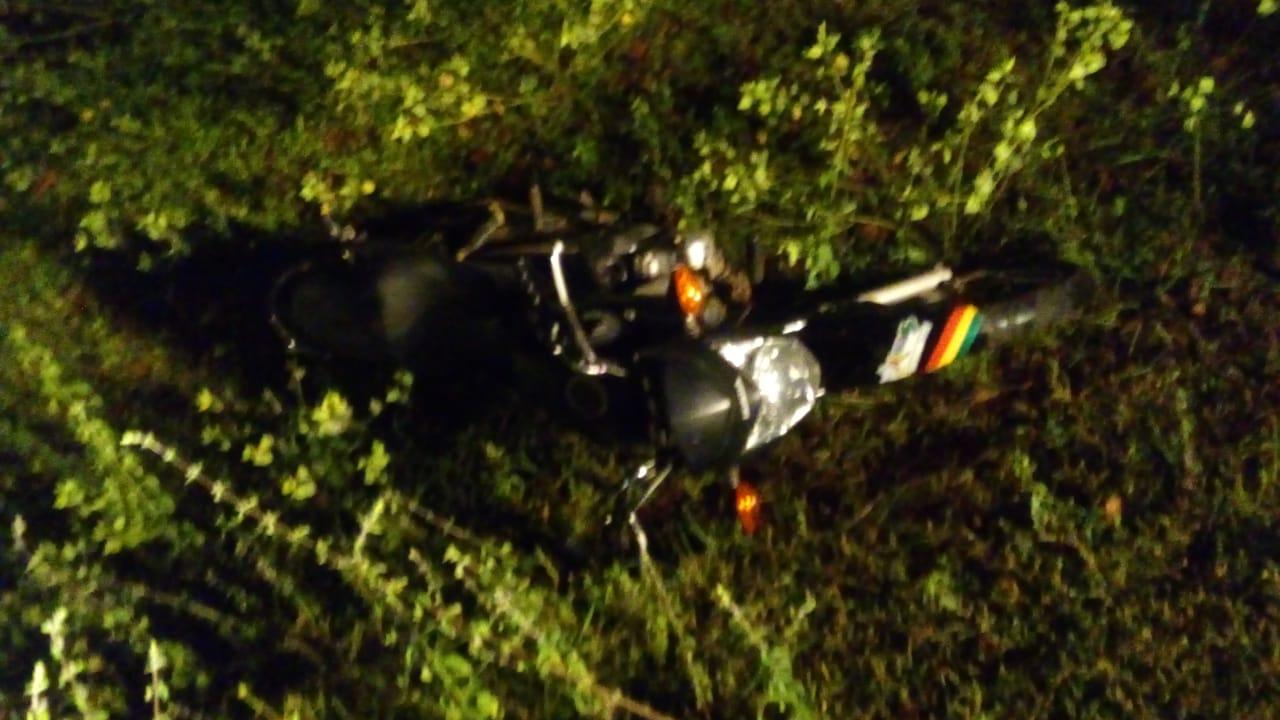 Polícia Militar recupera motocicleta roubada em Cabeceiras