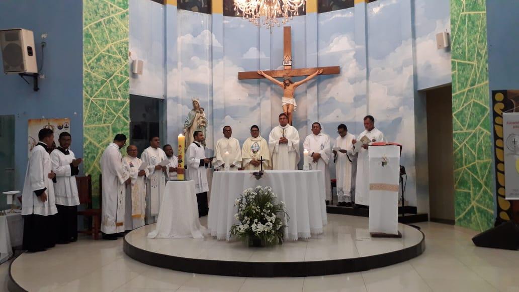 Padre Gilberto Felipe comemora seu Jubileu de Prata de Ordenação Sacerdotal