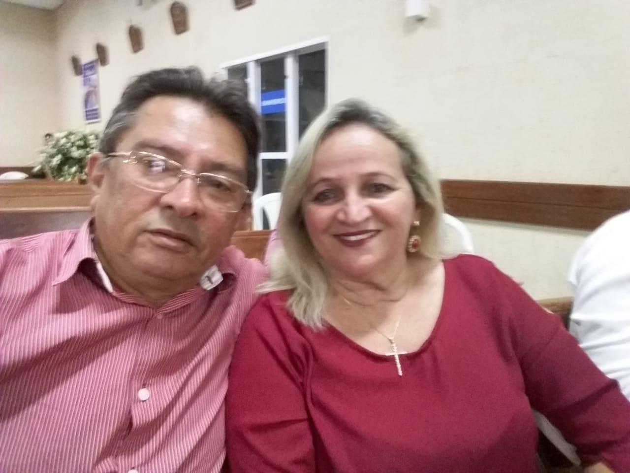 Uma Homenagem Muito Especial ao Casal Alan e Princesa Almeida