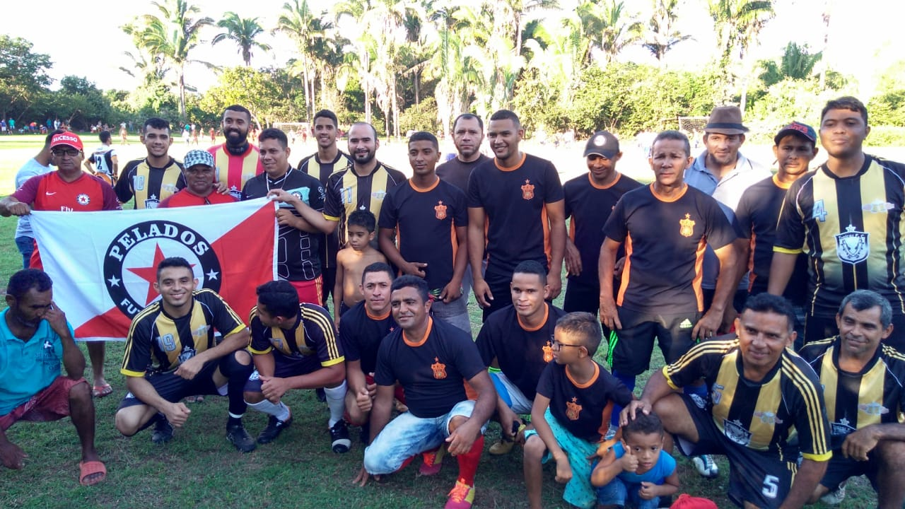 Jogo comemorativo reúne várias equipes na zona rural de José de Freitas