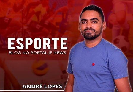 André Lopes é o novo blogueiro de esporte do Portal JFnews