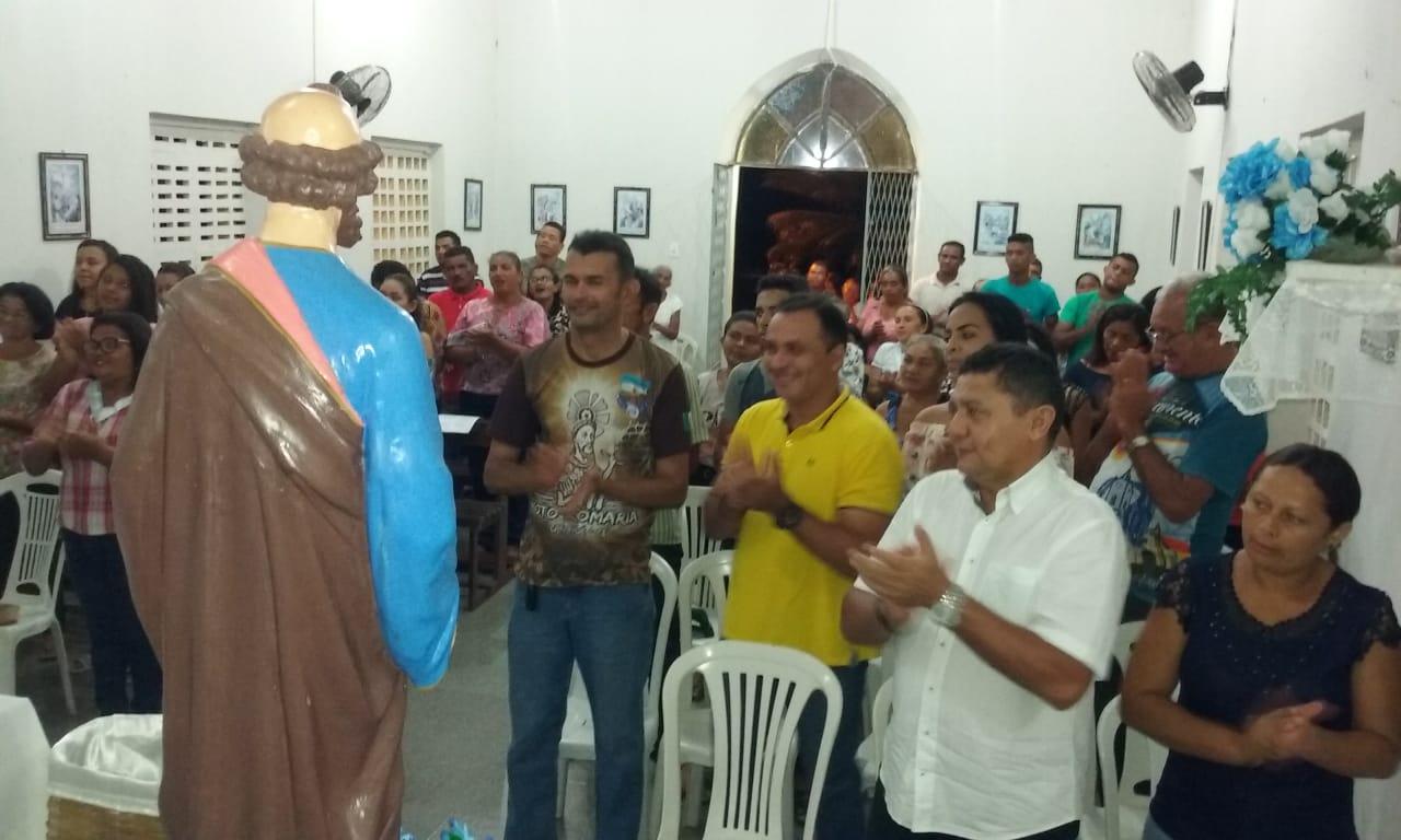 Comunidade Olinda festeja São Pedro em José de Freitas