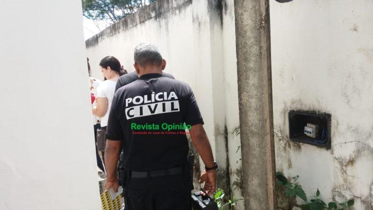 Juizado especial cível e criminal de José de Freitas é arrombado e tem vários objetos furtados