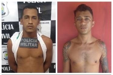 Operação conjunta entre Polícia Civil e Militar cumpre mandados de prisões em José de Freitas