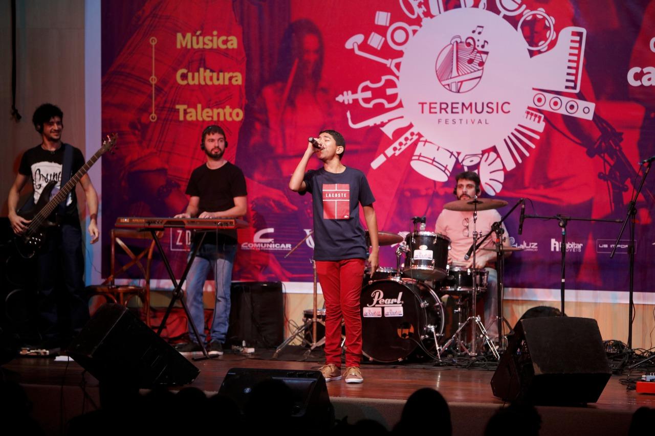 Jovem Estudante Freitense está na grande final do Festival Teremusic em Teresina
