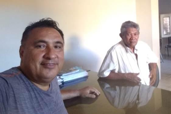 """Ex-suplente de deputado estadual """"Frango Rei"""" assume comando do Partido Patriota de José de Freitas"""