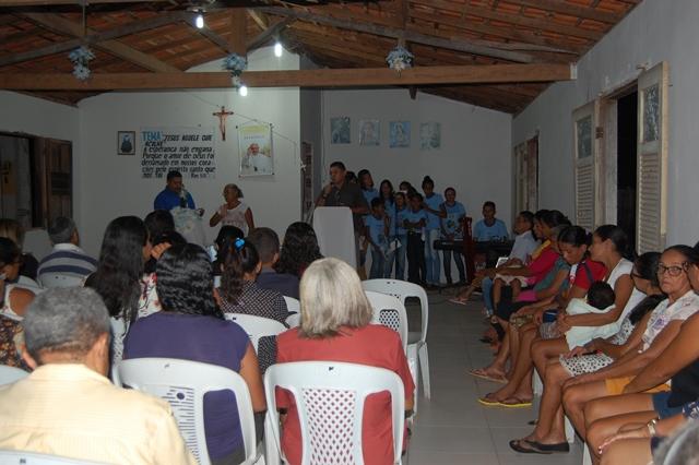 Comunidade Pau de Chapada em José de Freitas celebram os festejos de São Domingos