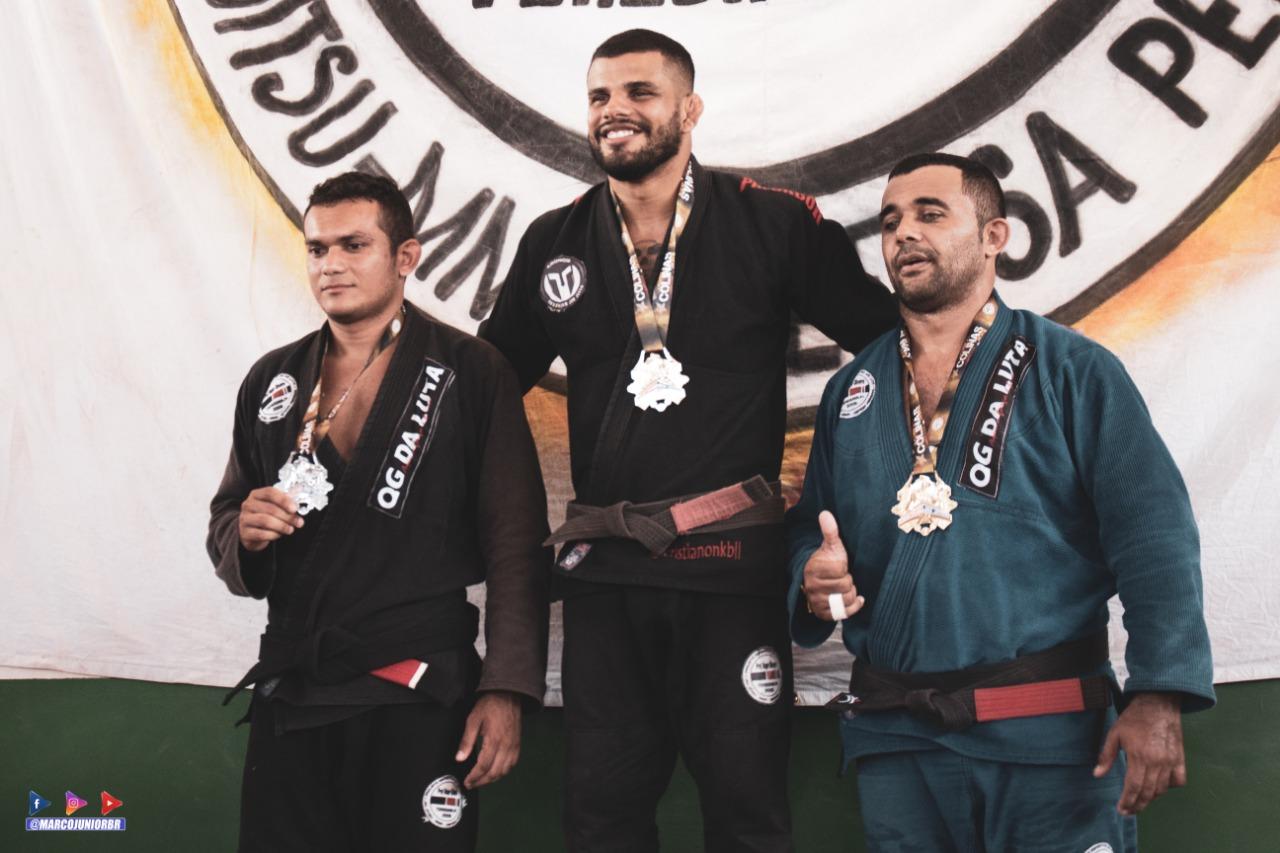 Jovens atletas do QG da Luta conquistam medalhas no I Colinas de Jiu Jitsu no Maranhão