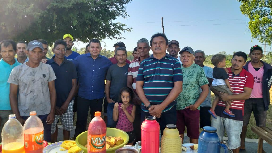 Comunidade Graça oferece café da manhã em comemoração ao dia dos Pais em José de Freitas
