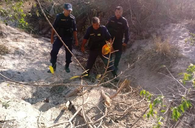 Veja reportagem do portal JFnews no local onde foi encontrado o corpo do Jovem que estava desaparecido em José de Freitas