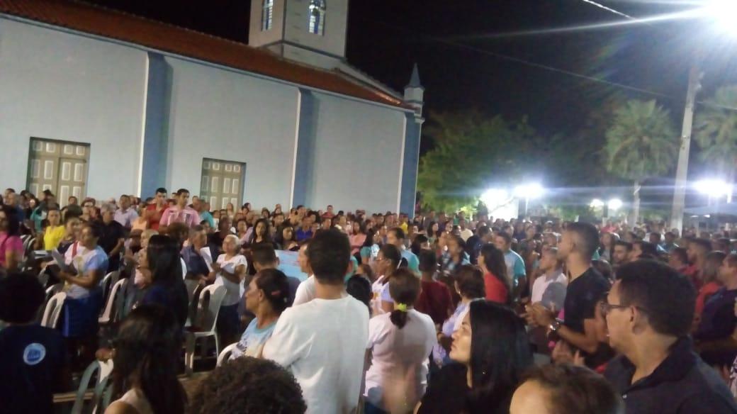 Paróquia Nossa Senhora do Livramento realiza missa de encerramento da Semana da Família
