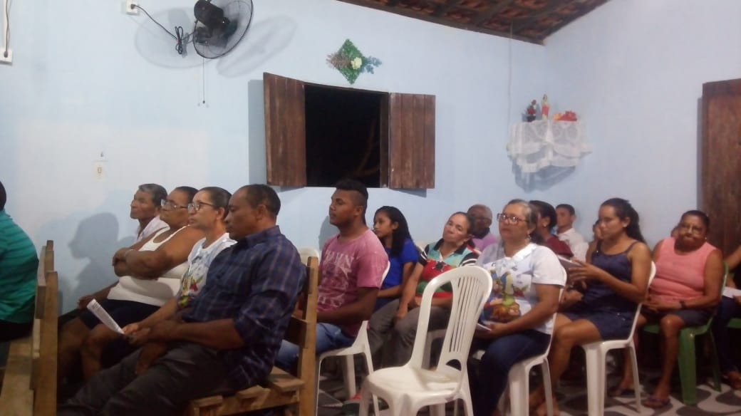 Comunidade Novo Santo Antônio realiza 4ª noite dos festejos Nossa Senhora do Perpetuo Socorro