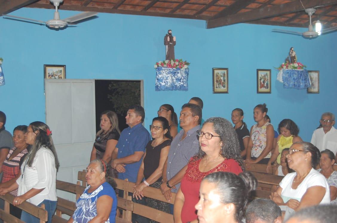 Comunidade Mocambo celebra mais uma novena dos Festejos em honra a Nossa Senhora das Dores