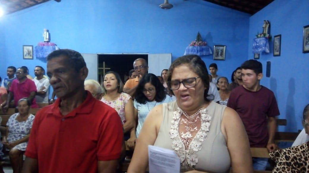 Moradores do Bairro São Pedro participam dos festejos da Comunidade Mocambo
