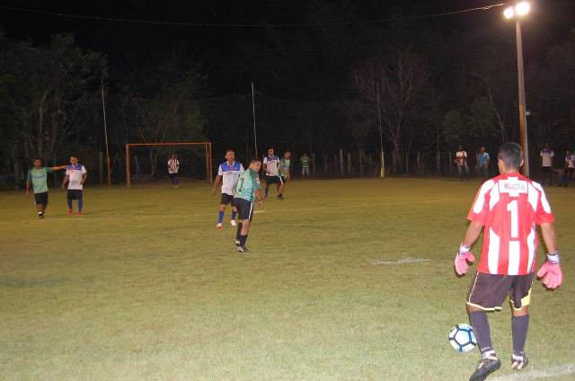 Muitos gols na abertura da 3ª edição da Copa Ravih em José de Freitas
