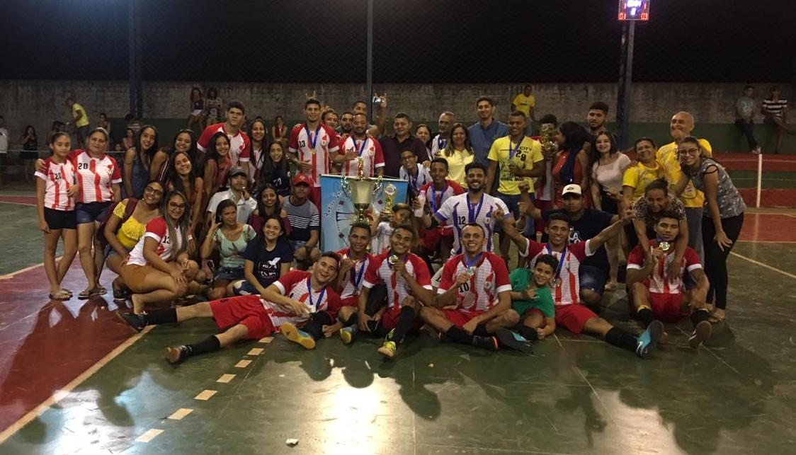 Imaculado é campeão do XIII Torneio dos Retiros em José de Freitas após vencer Novo Caminho