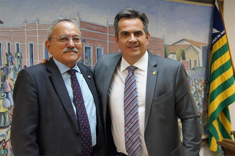Átila Lira confirma filiação ao Progressistas após reunião com Ciro