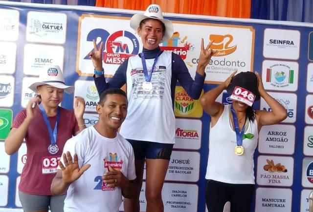 Freitense conquista primeiro lugar na 1ª edição da Mini Maratona do Mercadão Messias