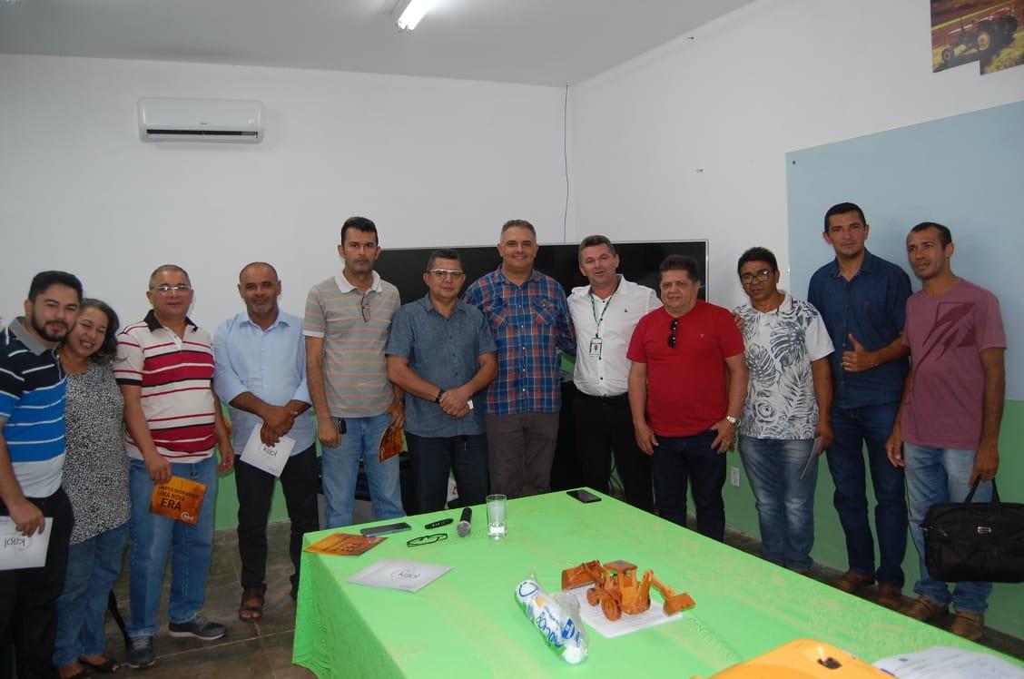 Campus Avançado do IFPI de José de Freitas realiza workshop sobre energia solar