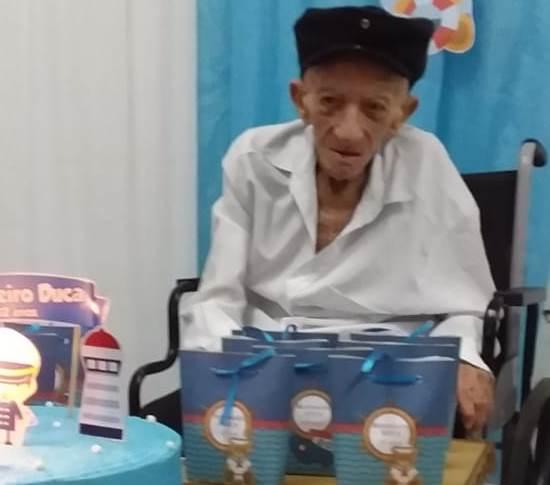 Morre aos 102 anos de idade um dos homens mais velhos da cidade de José de Freitas