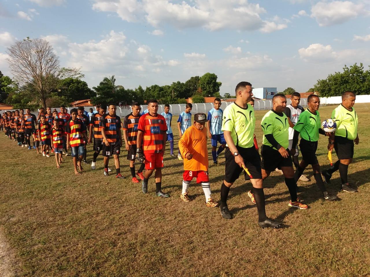 Nacional é campeão do campeonato Freitense de futebol amador 2019
