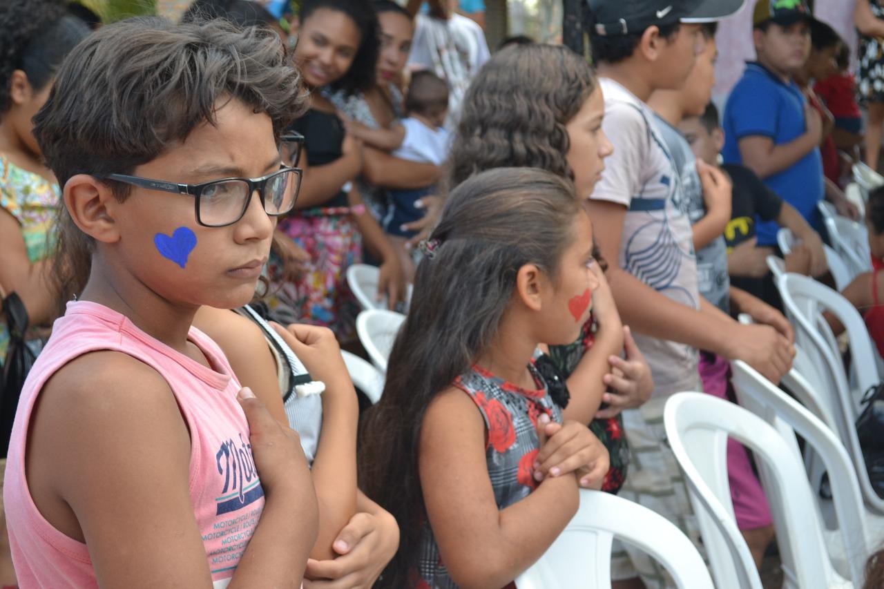 """Projeto Social """"Juntos pela Causa"""" promoveu festas para centenas de Crianças"""