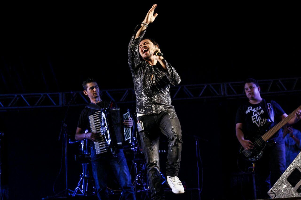 O maior cantor de forró católico da atualidade estará em José de Freitas dia 12 de Outubro