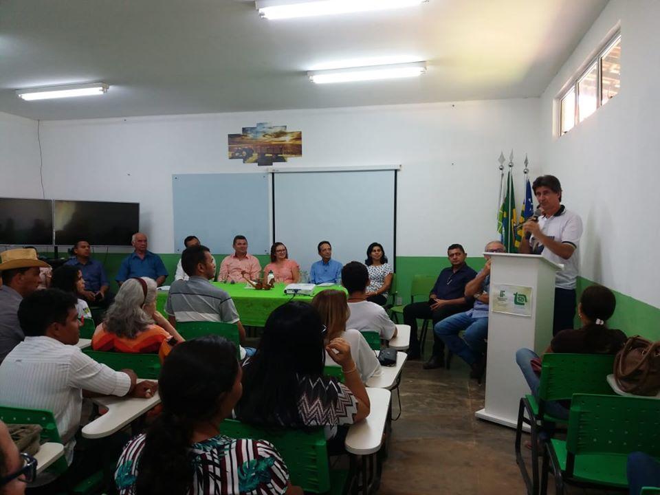 IFPI Campus José de Freitas realiza solenidade de abertura da II FEAGRI