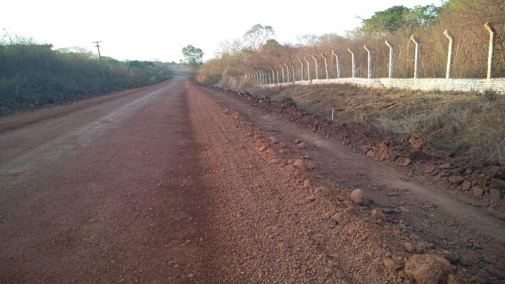 Após manifestações DER-PI realiza recuperação da PI-113 em José de Freitas
