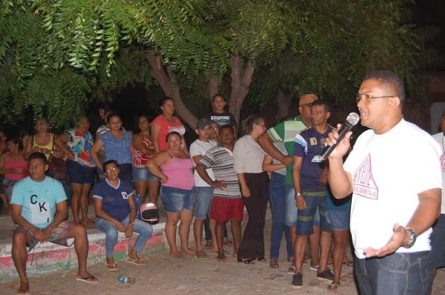 Segunda-feira (11) acontecerá paralisação por tempo indeterminado na PI-113 em José de Freitas