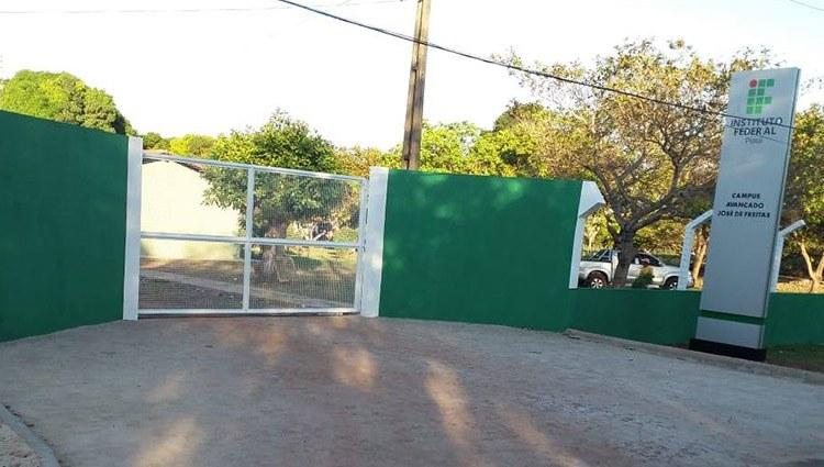 IFPI Campus de José de Freitas ofertas vagas para cursos de Agroecologia e Agropecuária