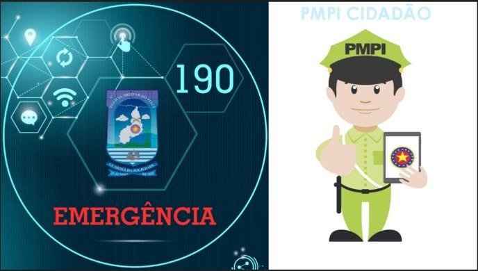 Segurança adotará aplicativo para agilizar atendimentos da PM